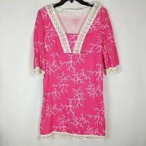 Lilly Pulitzer Sherman Tunic Slub A Beautiful dres
